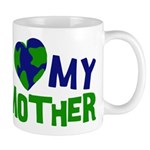 I Heart My Mother Earth Mug