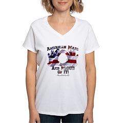 Hand Sign Flag Shirt