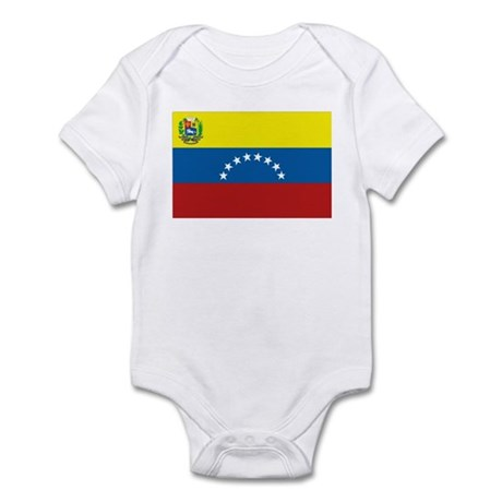 Venezuela Infant Bodysuit