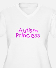 Autism Princess T-Shirt