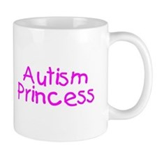 Autism Princess Mug