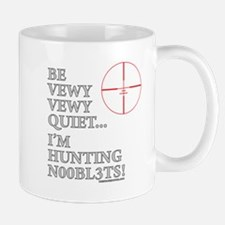 Hunting N00bl3ts Mug