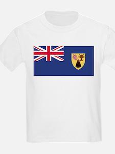 Turks & Caicos Islands T-Shirt
