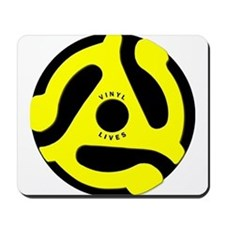Vinyl Lives Mousepad