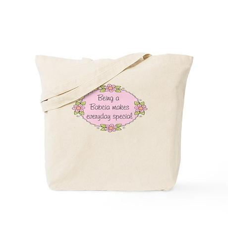 Babcia Special Tote Bag