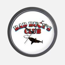 Bad Buoy's Club Wall Clock