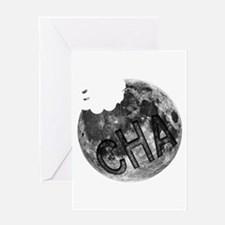 Chairface Chippendale Greeting Card