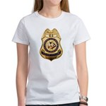 BIA Police Officer Women's T-Shirt