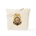 BIA Police Officer Tote Bag