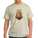 BIA Police Officer Light T-Shirt