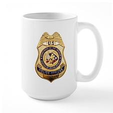 BIA Police Officer Mug