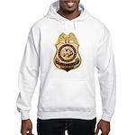 BIA Police Officer Hooded Sweatshirt