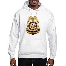 BIA Police Officer Hoodie
