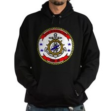 USS Mississippi CGN 40 Hoodie