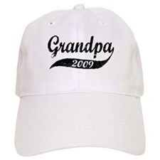 New Grandpa 2009 Baseball Cap