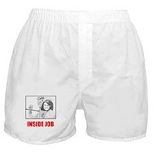 JFK: Inside Job Boxer Shorts