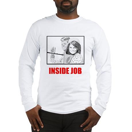 JFK: Inside Job Long Sleeve T-Shirt