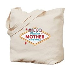 Las Vegas Fabulous Mom Tote Bag