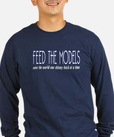 Feed The Models T