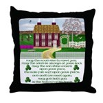 May The Road Rise... Throw Pillow