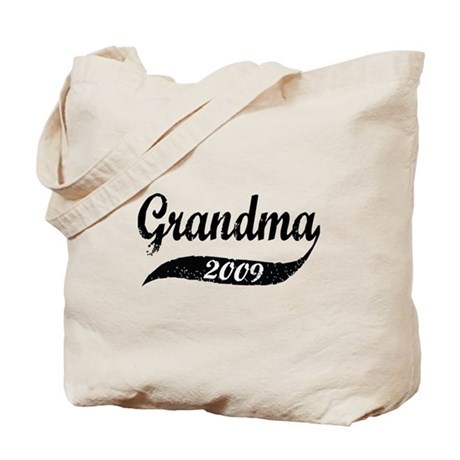 New Grandma 2009 Tote Bag