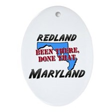 redland maryland - been there, done that Ornament
