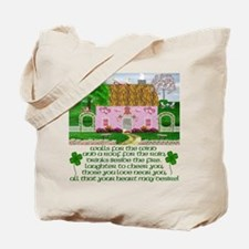 Irish Marriage Blessing Tote Bag