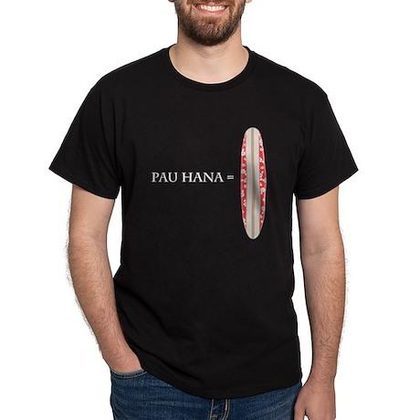 Pau Hana Black T-Shirt