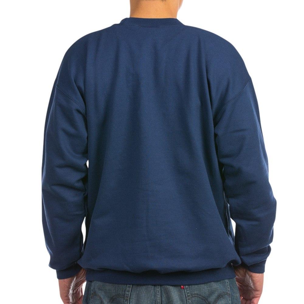 CafePress Washington DC Classic Crew Neck Sweatshirt 369518600
