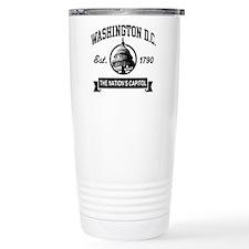 Washington DC Travel Mug