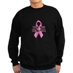 Real Men Wear Pink T-shirts. Sweatshirt (dark)