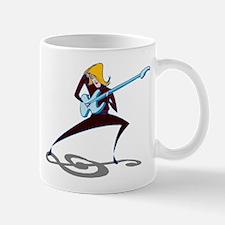 GUITAR GIRL (3) Mug