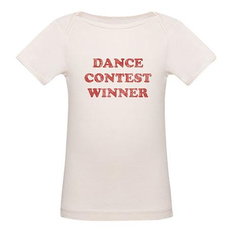 Vintage Dance Contest Winner Organic Baby T-Shirt
