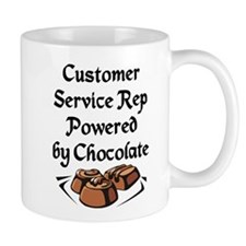 Customer Service Rep Small Mug