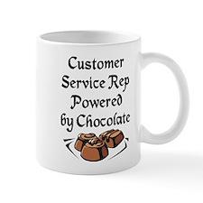 Customer Service Rep Small Small Mug