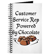 Customer Service Rep Journal