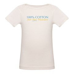 100% Cotton for Her Pleasure Tee