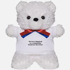 Corporate Recruiter Teddy Bear