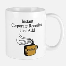 Corporate Recruiter Mug