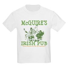 McGuire's Irish Pub Personalized T-Shirt