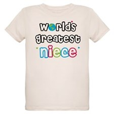 World's Greatest Niece! T-Shirt