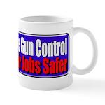 Criminals & Gun Control Mug