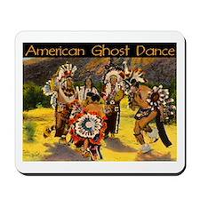 AMERICAN GHOST DANCE Mousepad