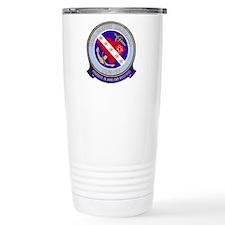 USS South Carolina CGN 37 Travel Mug