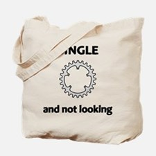 Unique Single speed Tote Bag