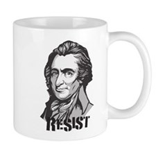 Thomas Paine: Resist Mug