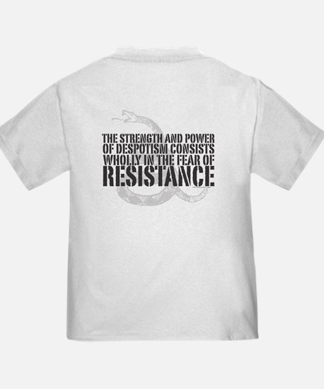 Thomas Paine: Resist T