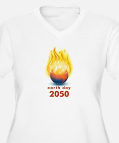 'Earth Day 2050' T-Shirt