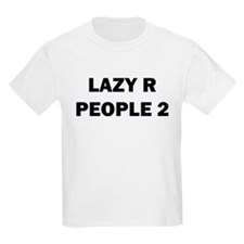 Lazy R People 2 T-Shirt