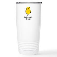 Bahamas Chick Thermos Mug
